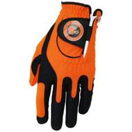 Zero Friction NFL Cleveland Browns Orange Golf Glove, Left Hand