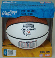 Rawlings Virginia Cavaliers 2019 NCAA National Champions Mini Basketball
