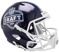 2019 NFL Draft Special 100 Year Riddell SPEED REPLICA Full Size Football Helmet