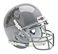Washington State Cougars Alternate All Gray Schutt Mini Authentic Helmet