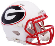 Georgia Bulldogs AMP Alternate NCAA Riddell SPEED Mini Football Helmet