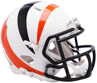 Riddell Cincinnati Bengals AMP Alternate Speed Mini Football Helmet