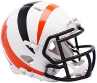 Riddell Cincinnati Bengals AMP Alternate Speed Mini Football Helmet