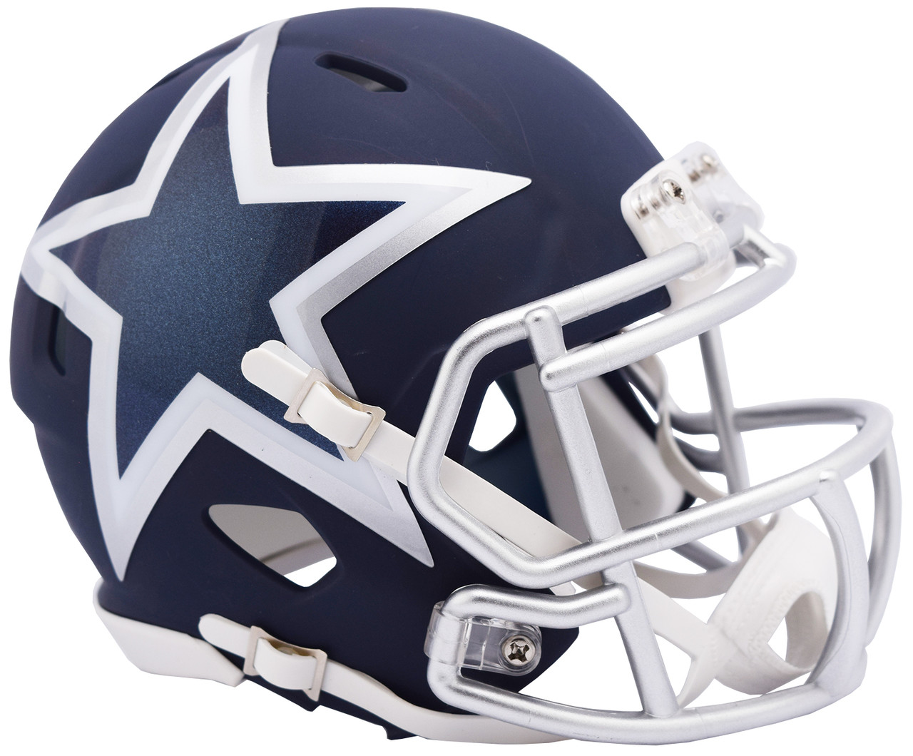 65360a00 Riddell Dallas Cowboys AMP Alternate Speed Mini Football Helmet