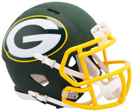 Riddell Green Bay Packers AMP Alternate Speed Mini Football Helmet