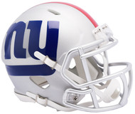 Riddell New York Giants AMP Alternate Speed Mini Football Helmet