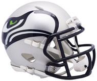 Riddell Seattle Seahawks AMP Alternate Speed Mini Football Helmet