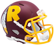 Riddell Washington Redskins AMP Alternate Speed Mini Football Helmet