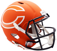 Chicago Bears AMP Alternate Speed Replica Full Size Football Helmet