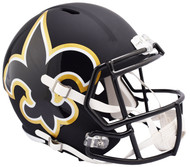 New Orleans Saints AMP Alternate Speed Replica Full Size Football Helmet