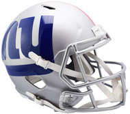 New York Giants AMP Alternate Speed Replica Full Size Football Helmet