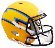 Los Angeles Chargers AMP Alternate Speed Replica Full Size Football Helmet