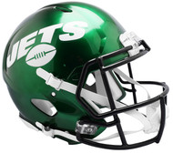 New York Jets 2019 Authentic SPEED Riddell Full Size Football Helmet