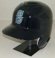 Seattle Mariners Rawlings LEC Coolflo Full Size Baseball Batting Helmet