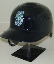 Seattle Mariners Rawlings REC Coolflo Full Size Baseball Batting Helmet