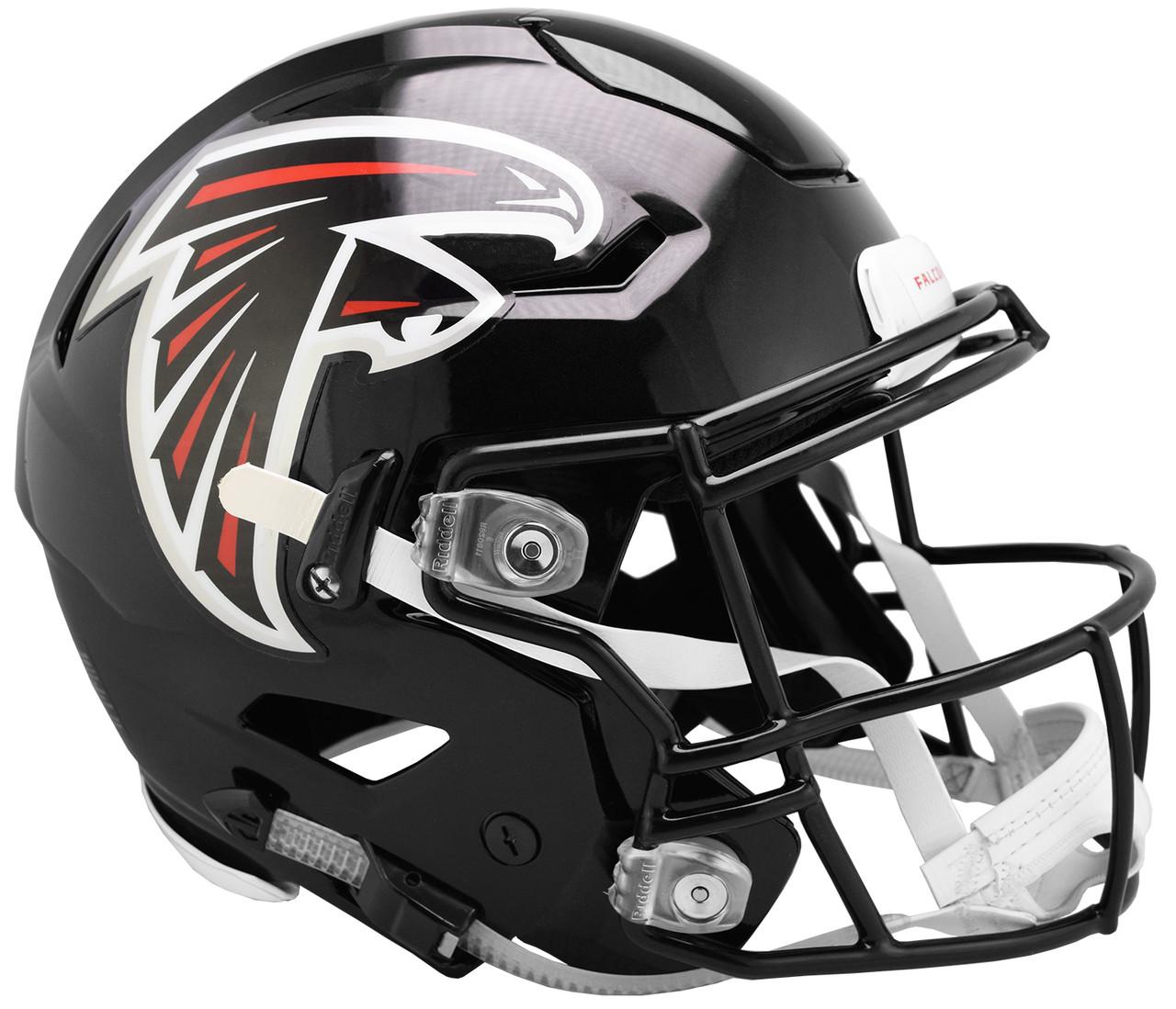 finest selection 22640 1c4a3 Atlanta Falcons NEW SpeedFlex Riddell Full Size Authentic Football Helmet -  Speed Flex
