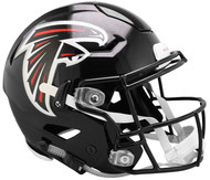 Atlanta Falcons NEW SpeedFlex Riddell Full Size Authentic Football Helmet - Speed Flex