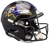 Baltimore Ravens NEW SpeedFlex Riddell Full Size Authentic Football Helmet - Speed Flex