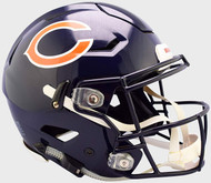 Chicago Bears NEW SpeedFlex Riddell Full Size Authentic Football Helmet - Speed Flex