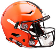 Cleveland Browns NEW SpeedFlex Riddell Full Size Authentic Football Helmet - Speed Flex