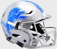 Detroit Lions NEW SpeedFlex Riddell Full Size Authentic Football Helmet - Speed Flex