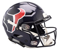 Houston Texans NEW SpeedFlex Riddell Full Size Authentic Football Helmet - Speed Flex
