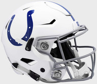 Indianapolis Colts NEW SpeedFlex Riddell Full Size Authentic Football Helmet - Speed Flex