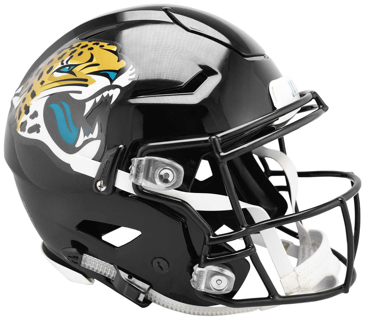 f2f6fe83 Jacksonville Jaguars NEW SpeedFlex Riddell Full Size Authentic Football  Helmet - Speed Flex