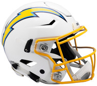 Los Angeles Chargers NEW SpeedFlex Riddell Full Size Authentic Football Helmet - Speed Flex