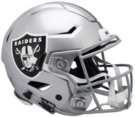 Oakland Raiders NEW SpeedFlex Riddell Full Size Authentic Football Helmet - Speed Flex