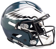 Philadelphia Eagles NEW SpeedFlex Riddell Full Size Authentic Football Helmet - Speed Flex