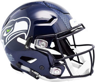 Seattle Seahawks NEW SpeedFlex Riddell Full Size Authentic Football Helmet - Speed Flex