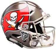 Tampa Bay Buccaneers NEW SpeedFlex Riddell Full Size Authentic Football Helmet - Speed Flex