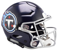 Tennessee Titans NEW SpeedFlex Riddell Full Size Authentic Football Helmet - Speed Flex