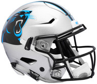 Carolina Panthers NEW SpeedFlex Riddell Full Size Authentic Football Helmet - Speed Flex