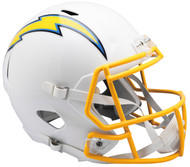 Los Angeles Chargers 2019 SPEED Riddell Full Size Replica Football Helmet