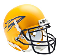 Toledo Rockets Alternate Gold Schutt Mini Authentic Helmet