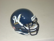 Milwaukee Brewers Schutt MLB Mini FOOTBALL Helmet