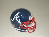 Atlanta Braves Schutt MLB Mini FOOTBALL Helmet