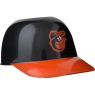 Baltimore Orioles MLB 8oz Snack Size / Ice Cream Mini Baseball Helmets - Quantity 12