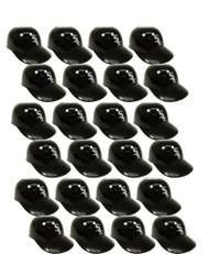 Chicago White Sox MLB 8oz Snack Size / Ice Cream Mini Baseball Helmets - Quantity 24