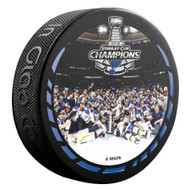 2019 NHL Stanley Cup Champions St. Louis Blues Team Image Photo Picture Souvenir Puck