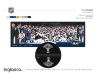 Inglasco 2019 St. Louis Blues Stanley Cup Champions Collectible Deco Plaque
