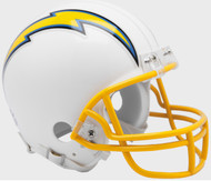 Los Angeles Chargers 2019 Throwback Riddell Mini Football Helmet
