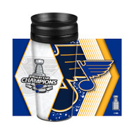 St. Louis Blues Stanley Cup Champions 14 oz. Tumbler Travel Mug