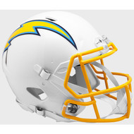 Los Angeles Chargers 2019 Riddell Full Size Authentic SPEED Football Helmet