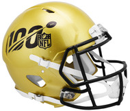 100 Year Anniversary NFL 2019 Mini Speed Football Helmet