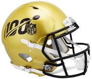 2019 NFL Special 100 Year 100th Anniversary Riddell SPEED REPLICA Full Size Football Helmet