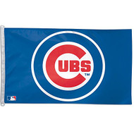 MLB Chicago Cubs Logo Team Flag 3' x 5'