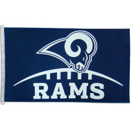 NFL Los Angeles Rams Logo Team Flag 3' x 5'